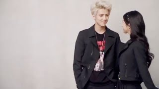 ~EXO K & M- Peter Pan MV~ (ENG SUB) width=