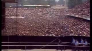 Historia de conciertos de Micheal Jackson.