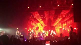 Apocalyptica Prague 2015-Not strong enough