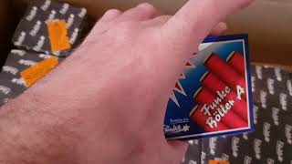 Pyroweb Unboxing|150€