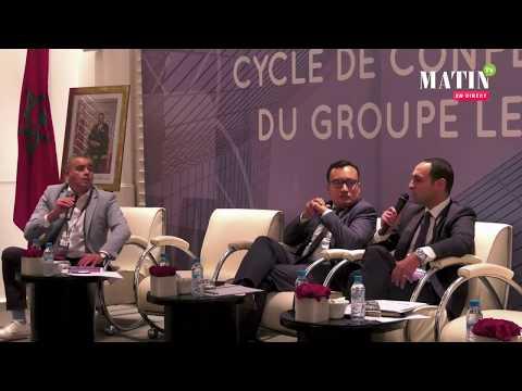 Video : Matinales Groupe Le Matin : intervention de Mehdi Arifi