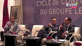 Matinales Groupe Le Matin : intervention de Mehdi Arifi
