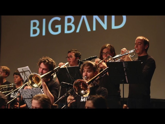 Video Black Music Big Band