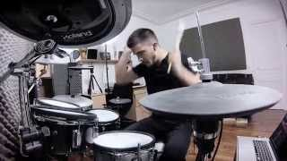 LINKIN PARK (The Hunting party) - Wastelands - DRUM REMIX By Adrien
