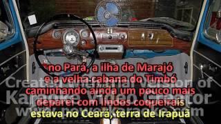 IMPÉRIO SERRANO   KARAOKE, VIDEOKE, SAMBA ENREDO   AQUARELA BRASILEIRA