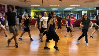 Breathe (by Jax Jones) Choreography by Bismarc Naling