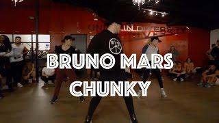Bruno Mars - Chunky | Hamilton Evans Choreography