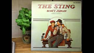 The Sting 1973 Soundtrack (8) - The Entertainer (Piano Version)