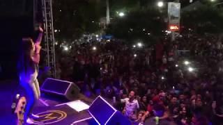 MARIA CLARA ENCERRANDO FESTA DE SANTO AMARO EM TAQ. DO NORTE 2018
