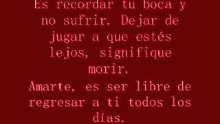 Quererte y amarte - Karla León
