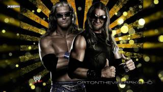 """WWE/F: Edge And Christian Theme Song - """"You Think You Know Me"""" {On The Edge} (V3) [CD Quality]"""