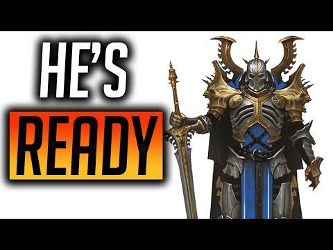 HEGEMON ARENA GOD!   Raid: Shadow Legends