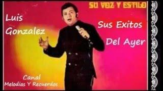 Luis Gonzalez -- Voy A Buscar El Olvido