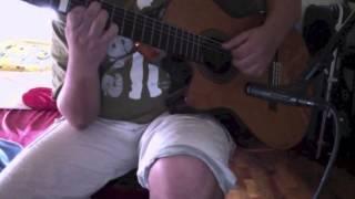 Euterpe - Egoist ( Guilty Crown ) Guitar Cover