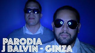 J BALVIN - GINZA PARODIA