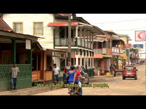 Departamentos y rutas: Caribe