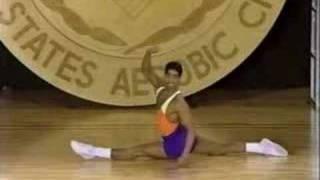 National Aerobics Championship 1992 USA Individual