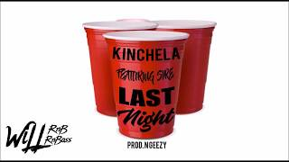 Kinchela Feat. Sire - Hell Of A Night (RnBass 2018)