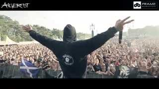 Angerfist Live at Dominator Festival 2015