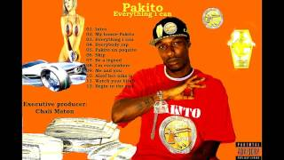 Pakito [Be a legend] ft Chali Maton Album Everything i can.