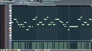 [FL Studio Piano Remake] How You Love Me - 3LAU feat. Bright Lights