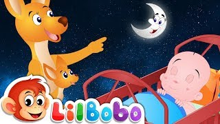 Rock A Bye Baby Lullaby Song 💤 | Babies to go to Sleep | Little BoBo Nursery Rhymes | FlickBox