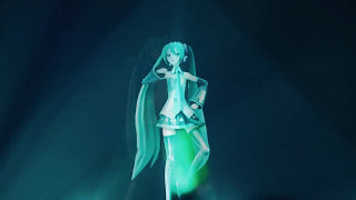 Hatsune Miku - Tale of the Deep-sea Lily / n buna ( magical mirai 2016)