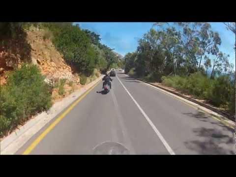 Western Cape – Kleinmond R44 Marine Drive – best biking road