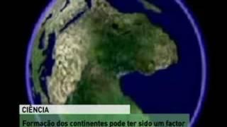 Formação dos continentes