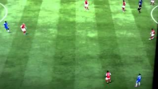 Crazy Fifa Goal