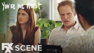 You're The Worst | Season 5 Ep. 2: Wedding Powwow Scene | FXX