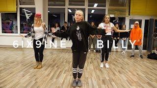 "6IX9INE ""Billy"" | choreography by Nik Nguyen"