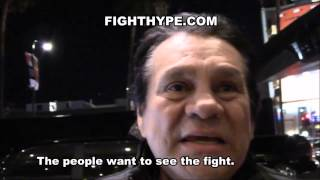 Roberto Duran Breaks Down Mayweather vs. Pacquiao: I Think Pacquiao Would Win