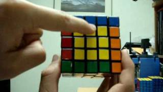 How To Solve a 5x5x5 Rubik's Cube - Part 1 - Centers width=