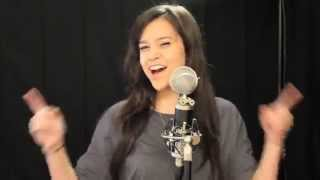 Megan Nicole - Moves Like Jagger (cover by Maroon 5 feat. Cristina Aguilera)