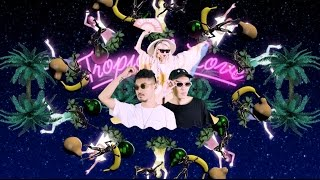 Monster Rion - Tropical Love feat. LILA ADONA (Official Music Video)