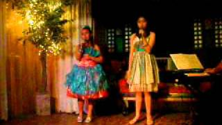 SA UGOY NG DUYAN by Becky Smith & Mildrel.MOV