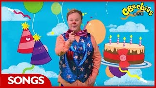 CBeebies: Mr Tumble Sings 'Happy Birthday' - Something Special