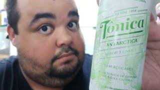 Água Tônica  Antártica - 3 Limões