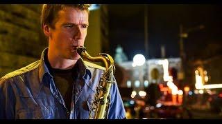 Derek Brown - (Sax/USA) -  Live at Esse Jazz Club Moscow