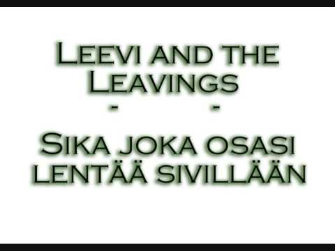 leevi-and-the-leavings-sika-joka-osasi-lentaa-siivillaan-julius-omenapora