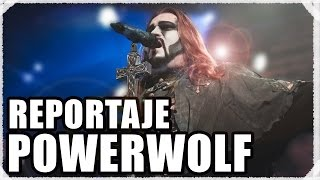 POWERWOLF Madrid ♫ Blessed & Possesed Tour w/ BATTLE BEAST & Serenity