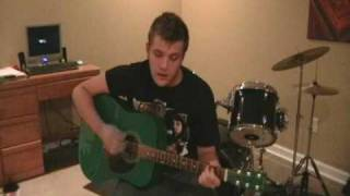Tyler Warden - So Far Away (Staind) Acoustic Cover