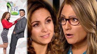 ¡Helena Confiesa Que Desea A Juan Carlos!   Por Ella Soy Eva   Televisa