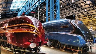 The National Railway Museum, York, England