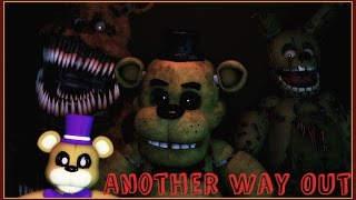 [FNAF SFM] Another Way Out [500 Sub Special]