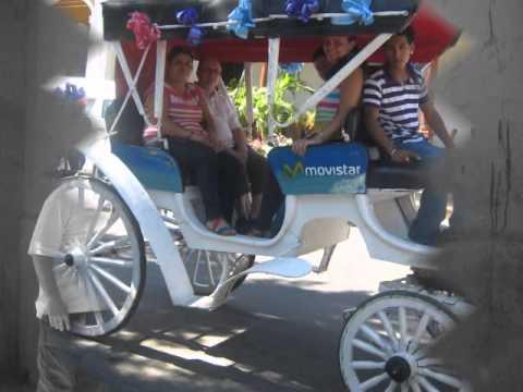 MIS VACACIONES EN NICARGUA 2012