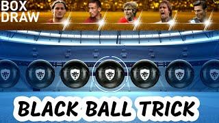 Legends Italian Clubs Box Draw_BLACK BALL TRICK /PES 2019