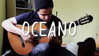 Djavan - Oceano (Fingerstyle Violão Solo) MPB #02