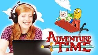 Irish People Watch Adventure Time